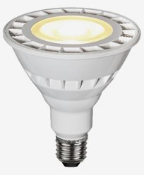 Star Trading Spotlight LED Klar E27 IP65 1100lm 2700K