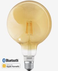 Osram Smart+ BT Globe Ø125mm Dim E27 5,5W