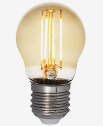 Airam Antique LED Filament Klot E27 2200K 2W (25W)