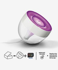 Philips Hue Color Iris Clear