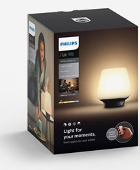 Philips Hue Wellness table lamp black 1x9.5W 230