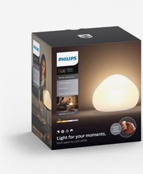 Philips Hue Connected Wellner table lamp white 1x9.5W 230V