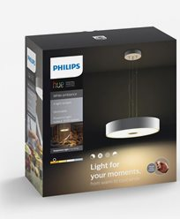 Philips Hue Fair pendant white 1x39W 24V