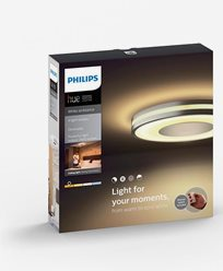 Philips Hue Being ceiling lamp BT aluminium 1x40W 230V