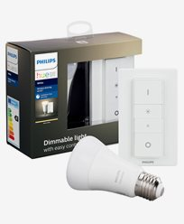 Philips Hue DIM kit white (2700K) 9.5W A60 E27 EU