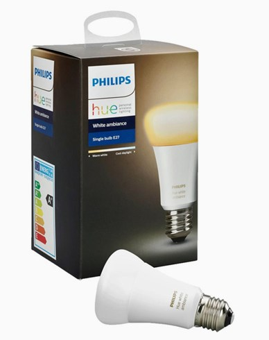 Philips Hue White Ambiance E27 A19