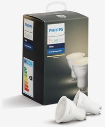 Philips Hue White 5.5W GU10 300lm 2-pack