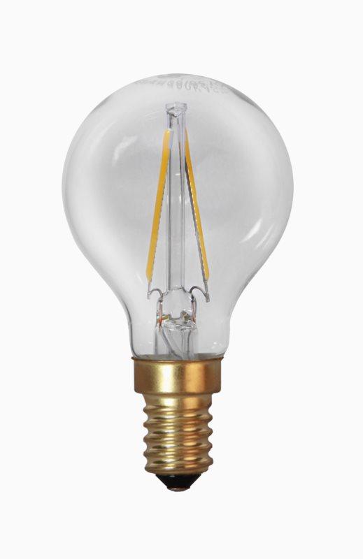 Glödlampor med lampsockel E14 | Lysman Lysman