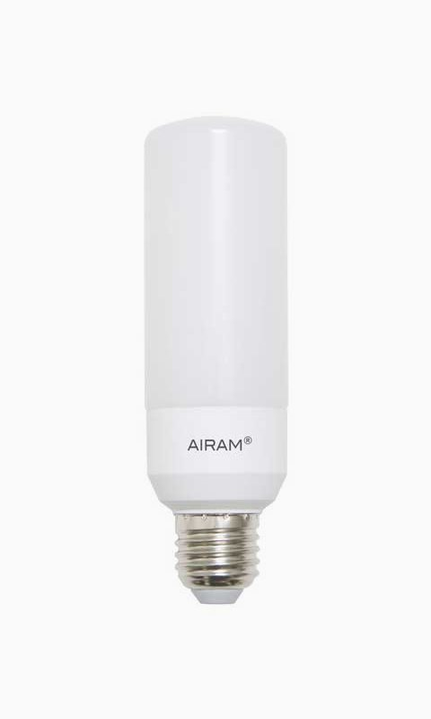 E27 9,5W 840 LED lampa, matt | Lamp24.se