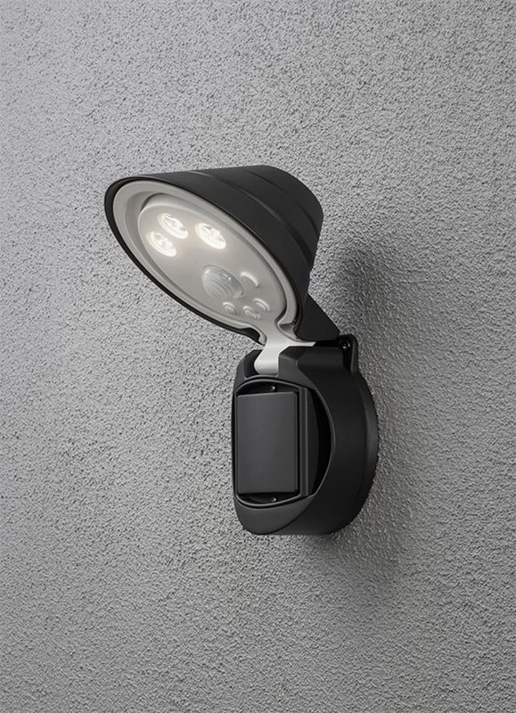 Led Lampa Rörelsesensor Light Angel Sensorlampa