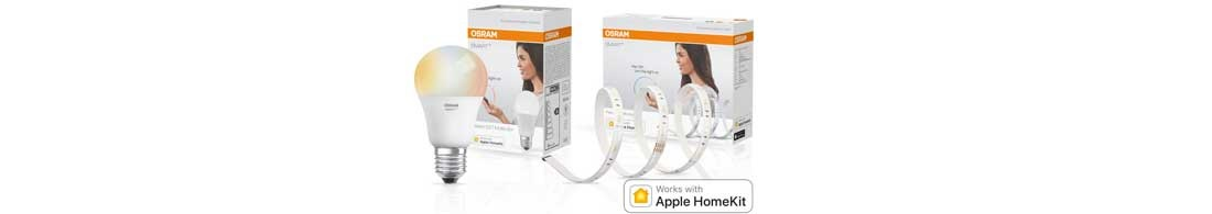 Osram/Ledvance Smart+ Bluetooth /Apple Homekit